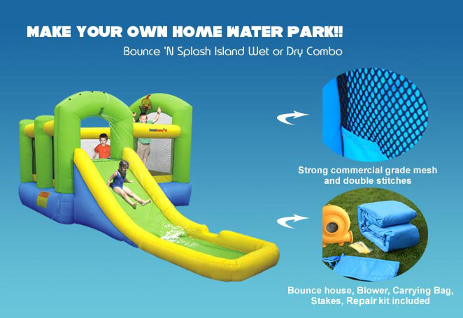 affordable and high quality bounce houses
