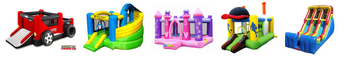 Fun Inflatable bounce house
