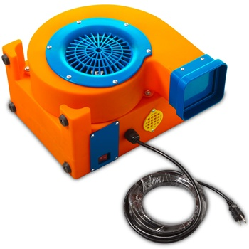 Cyclone 1 Blower for Commercial Bounce Houses