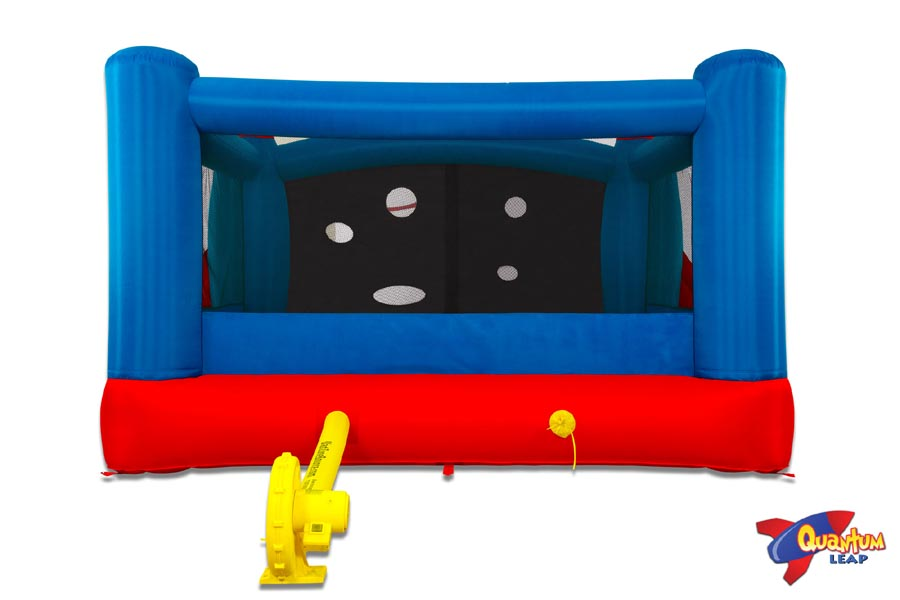 Quantum Leap Inflatable Bounce House