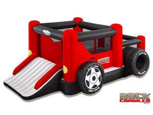 Rock Crawler Bounce House