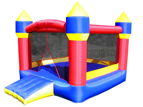 Jump-A-Lot 2 XL Indoor & Outdoor Bounce House