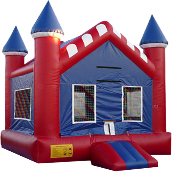 13ft x 13ft Inflatable All American Castle