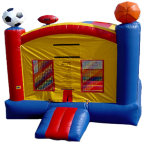 13ft x 13ft Inflatable All American Sports Jumper