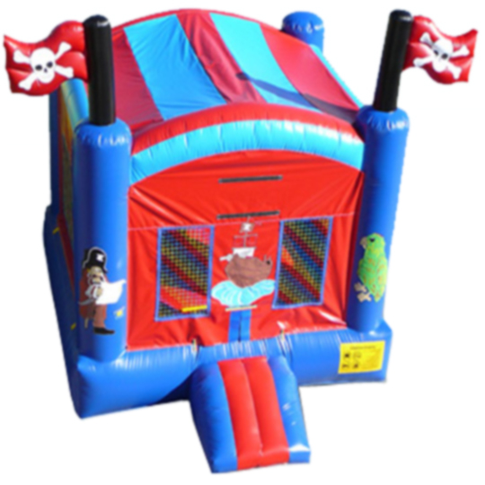 13ft x 13ft Inflatable Pirate's Hideout Jumper