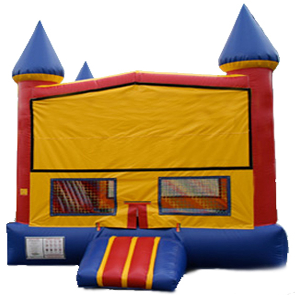 13ft x 13ft Inflatable Classic Castle