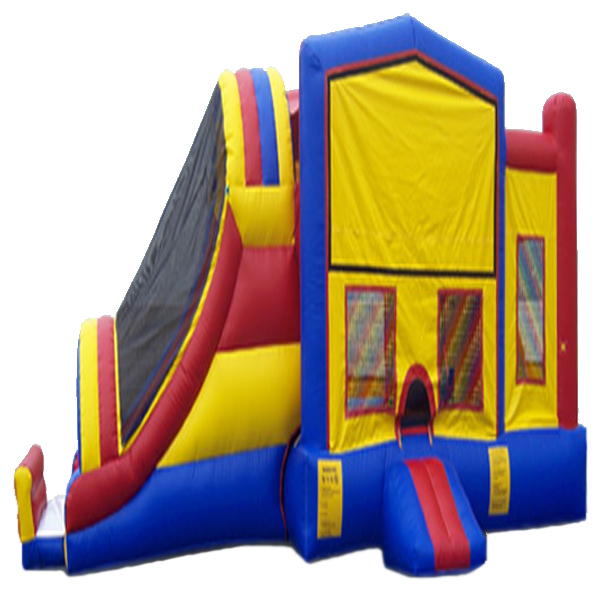 Inflatable Giant 32' Classic Castle Inflatable Module Combo