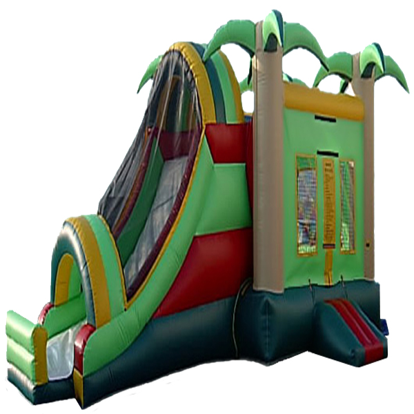Inflatable Tropical Jungle Box Frame Combo