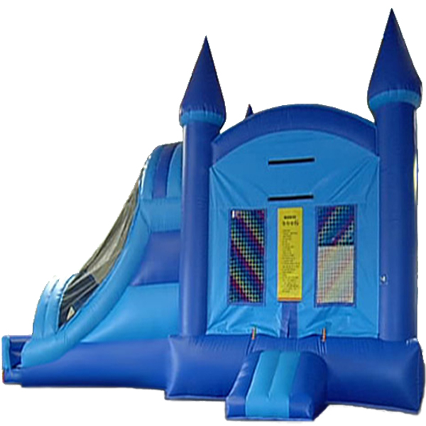 Inflatable Blue Sky Inflatable Combo Jumper
