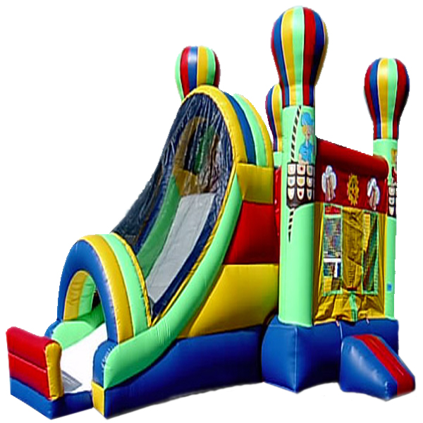 Inflatable Hot Air Balloon Box Frame Inflatable Combo