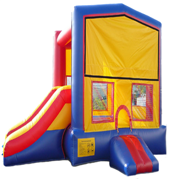 Inflatable Mini Classic Module Inflatable Combo Jumper