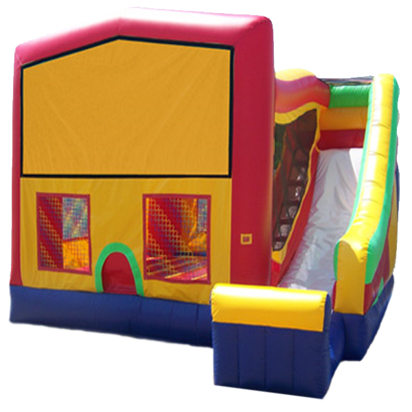 Inflatable 5 in 1 Inflatable Module Combo Jumper
