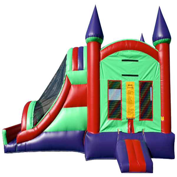 Inflatable Classic Castle Inflatable Combo Jumper