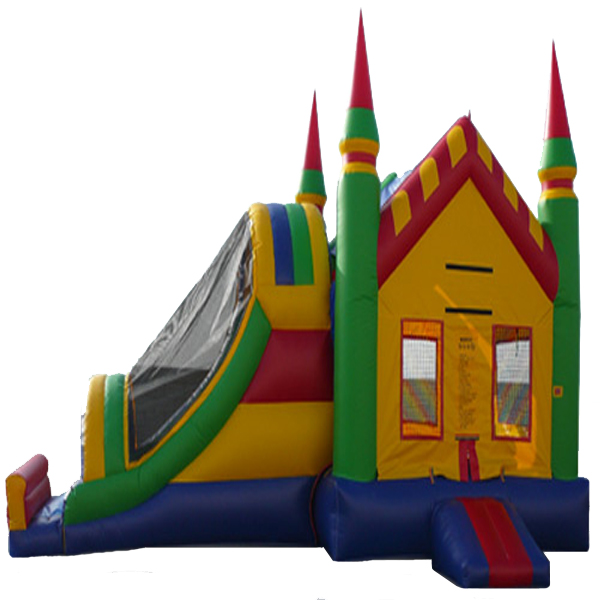 Inflatable Castle A Frame Inflatable Combo