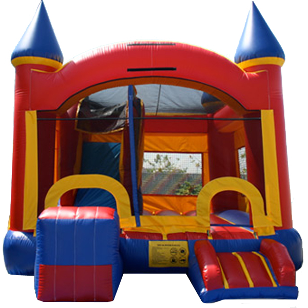 Inflatable Compact Classic Castle Inflatable Combo