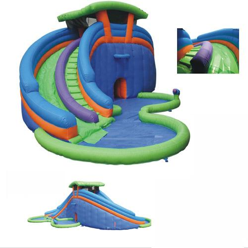 Commercial Cyclone Double WaterPark
