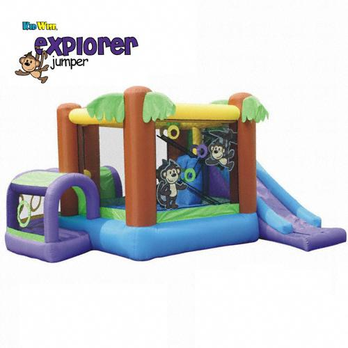 Monkey Explorer Jumper